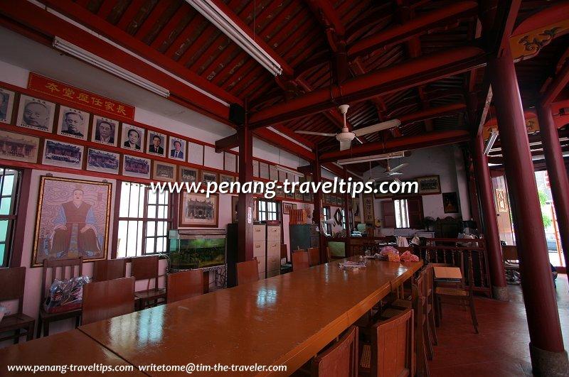 Meeting Hall at Ong Kongsi