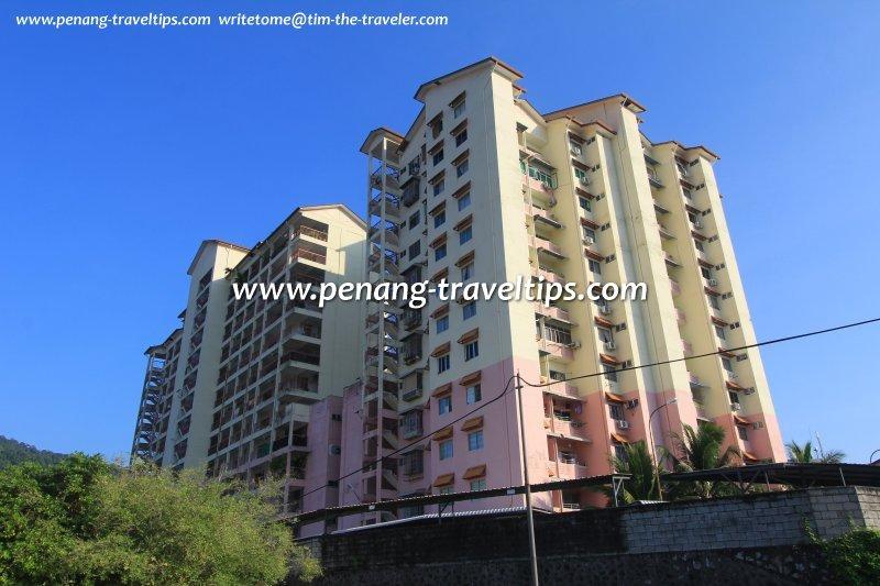 Menara Kuda Lari Apartment