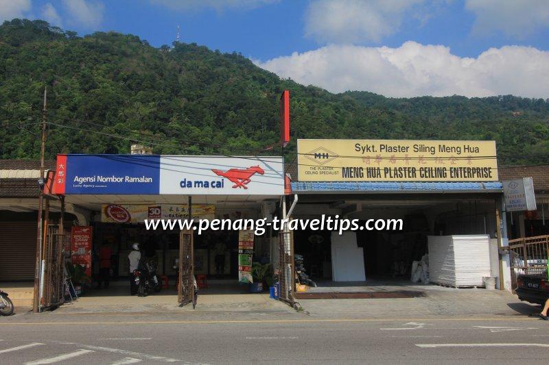 Meng Hua Plaster Ceiling Enterprise