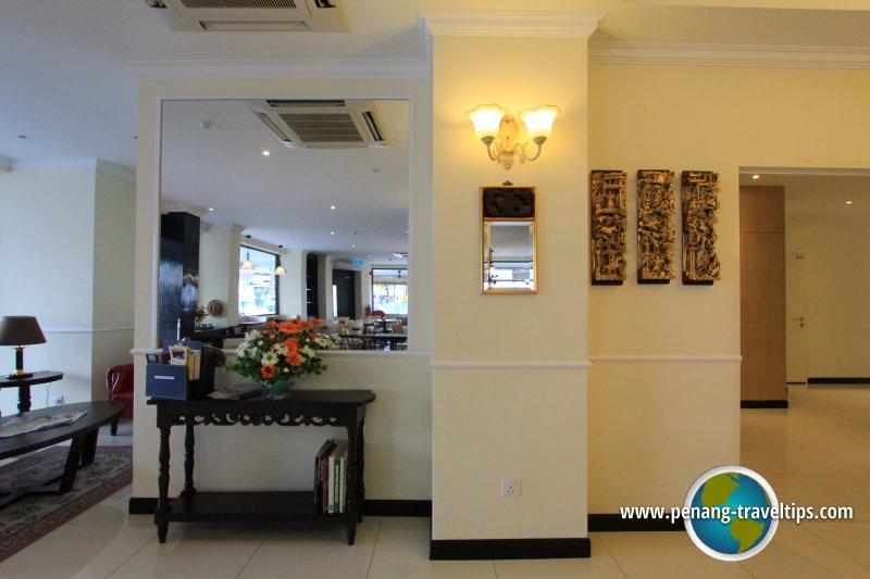 The Merchant Hotel, Penang
