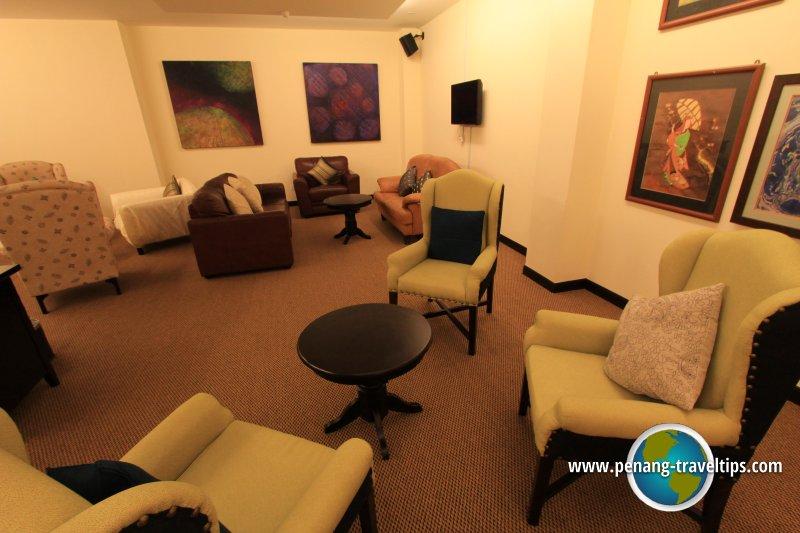 Executive Lounge, Merchant Hotel Penang