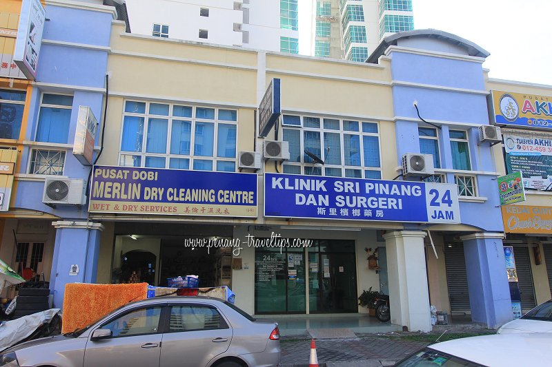 Merlin Dry Cleaning Centre, Bandar Sri Pinang, Penang