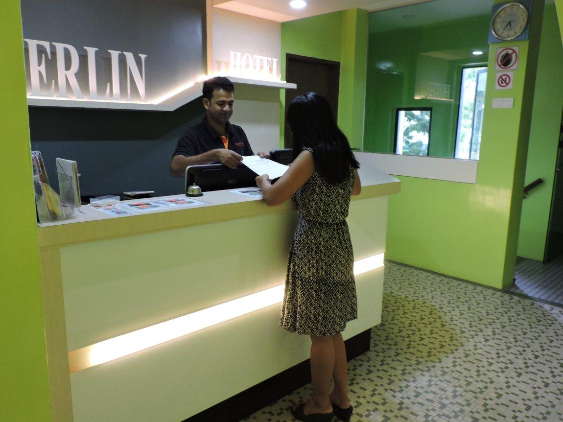 Merlin Hotel, George Town, Penang