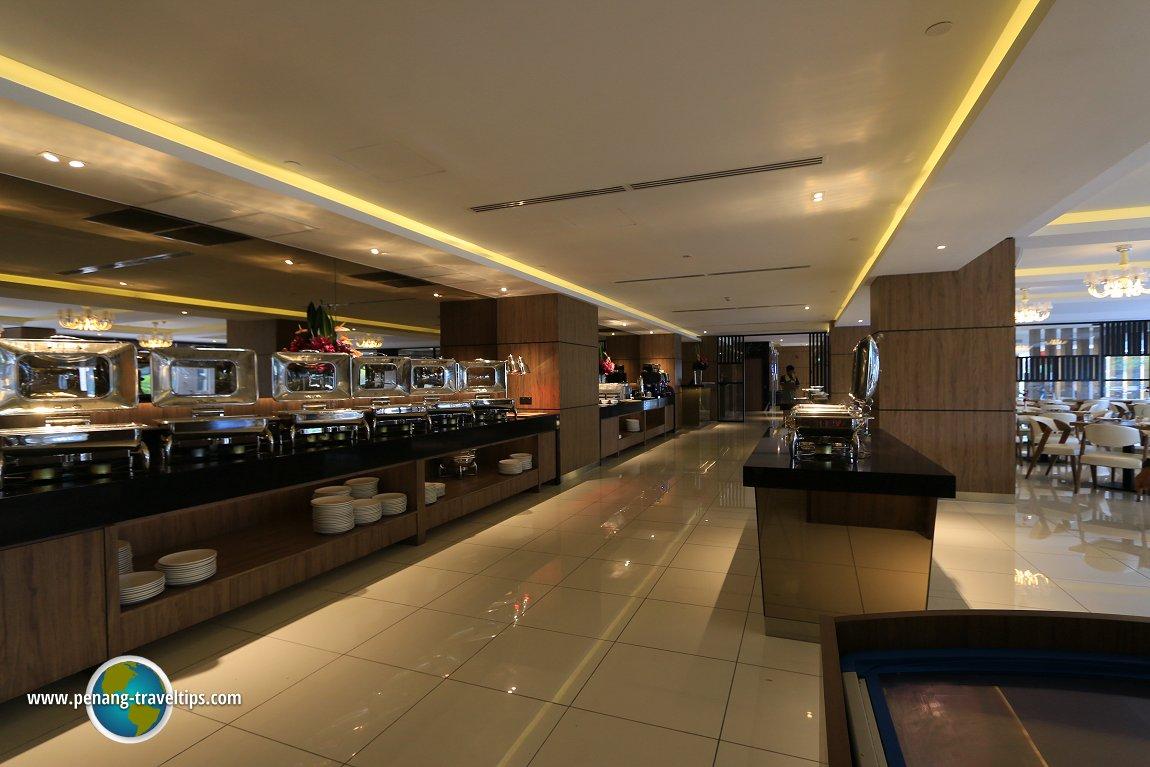 Mezza9 Restaurant, Iconic Hotel Penang