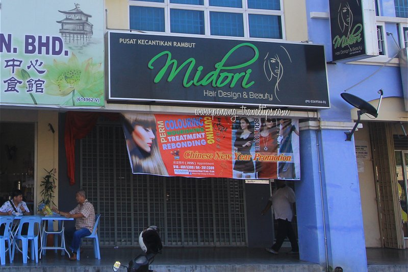 Midori Hair Design & Beauty, Bandar Sri Pinang