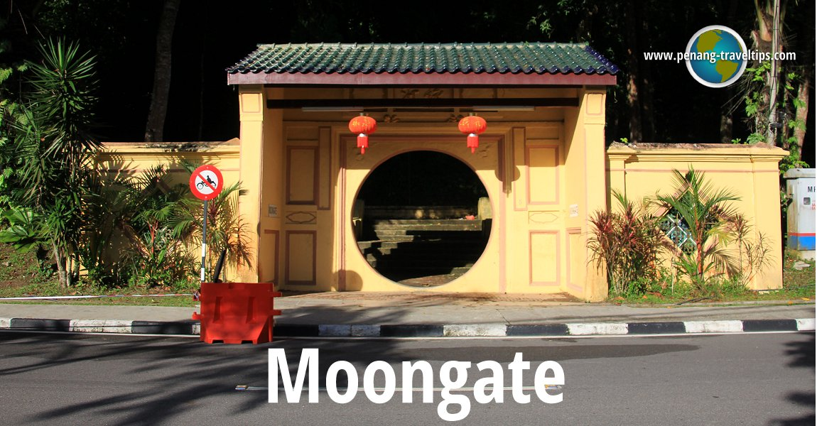 Moon Gate, Penang