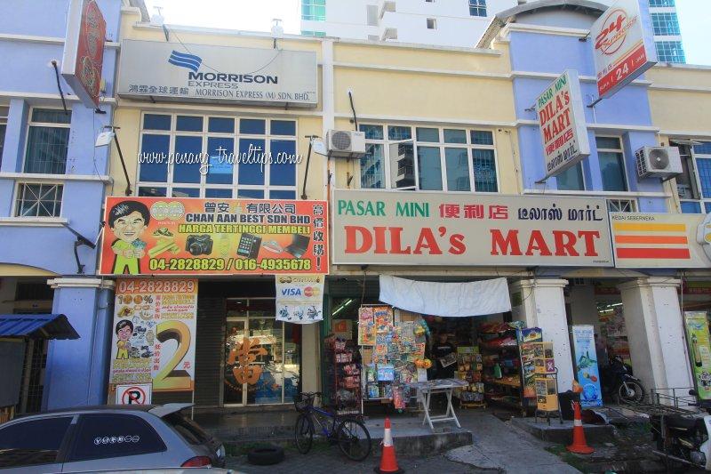 Morrison Express, Bandar Sri Pinang, Penang