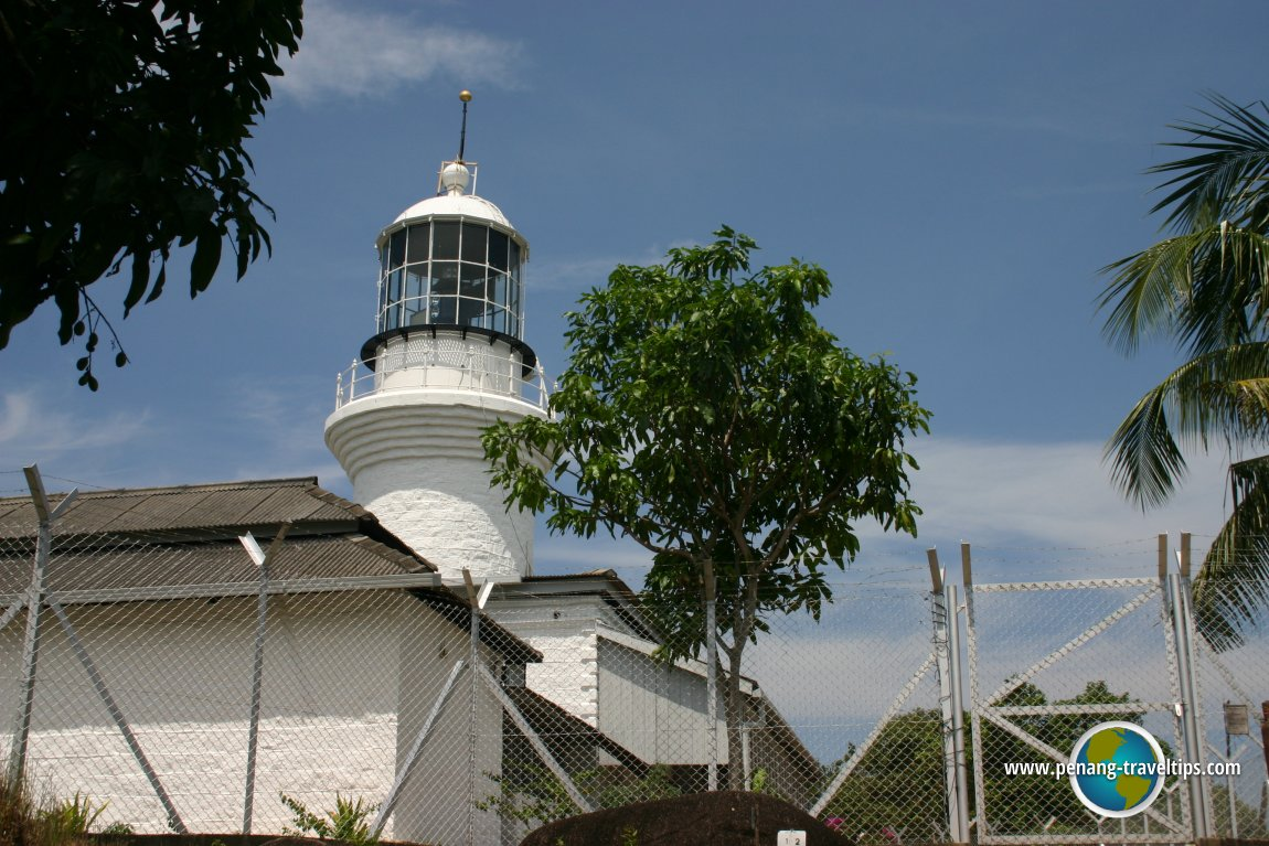 The Muka Head Lighthouse