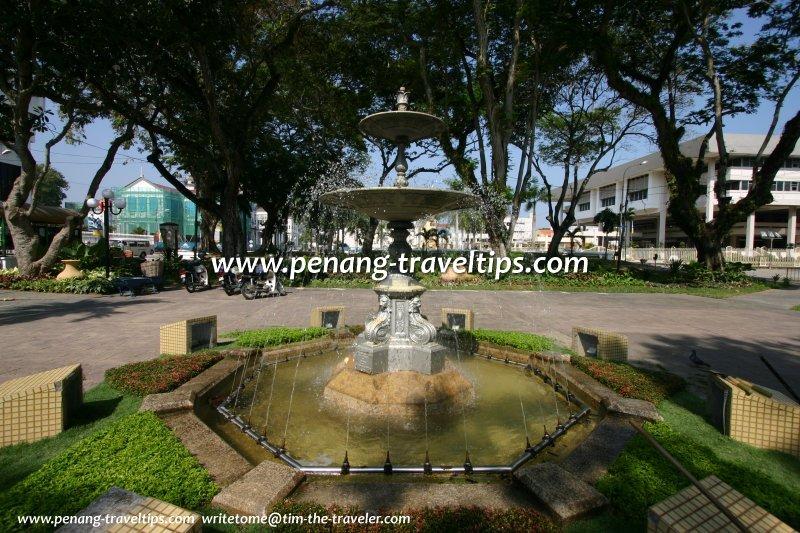 Municipal Fountain, George Town