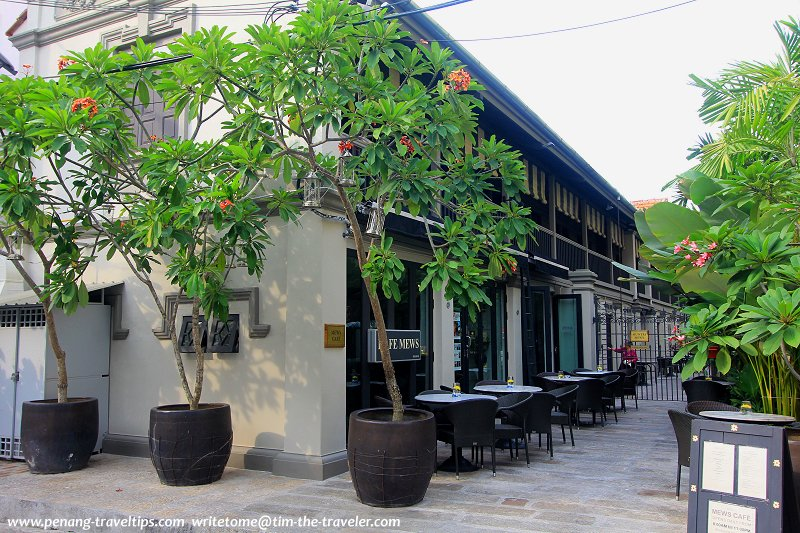Muntri Mews, George Town, Penang