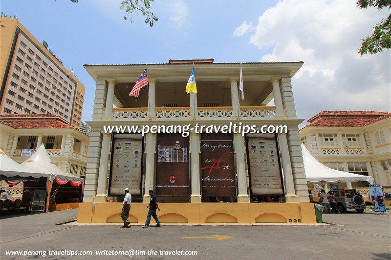 Museum at Macalister, George Town, Penang