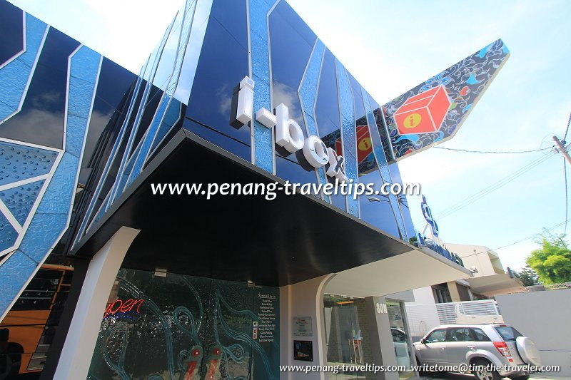 Museum of Glass, Penang