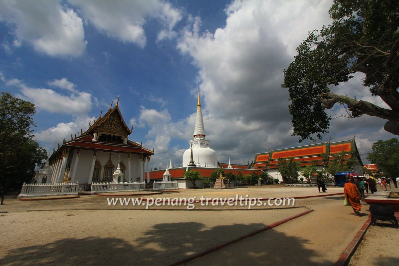 Wat Mahathat, Nakhon Si Thammarat