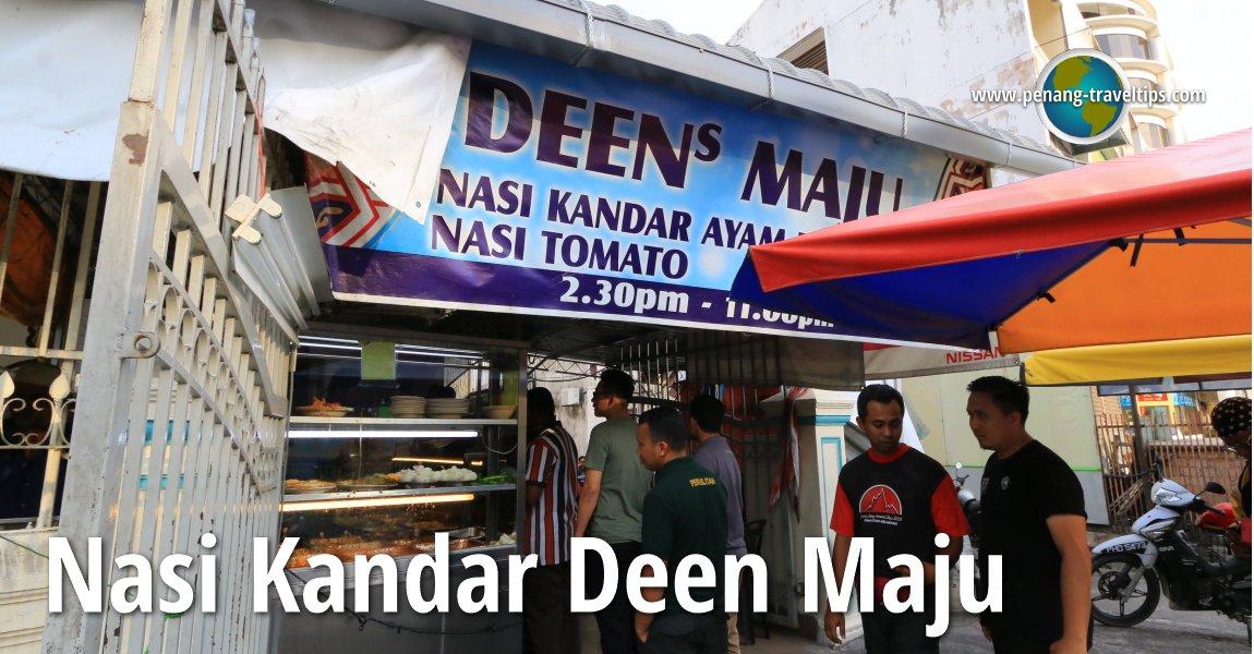 Nasi Kandar Deen Maju