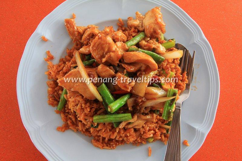 Nasi Paprik Ayam, Bangkok Tomyam Restaurant