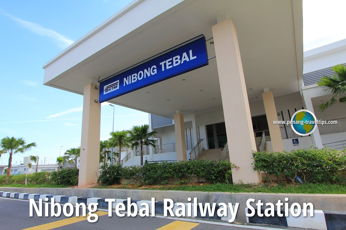 Nibong Tebal Railway Station