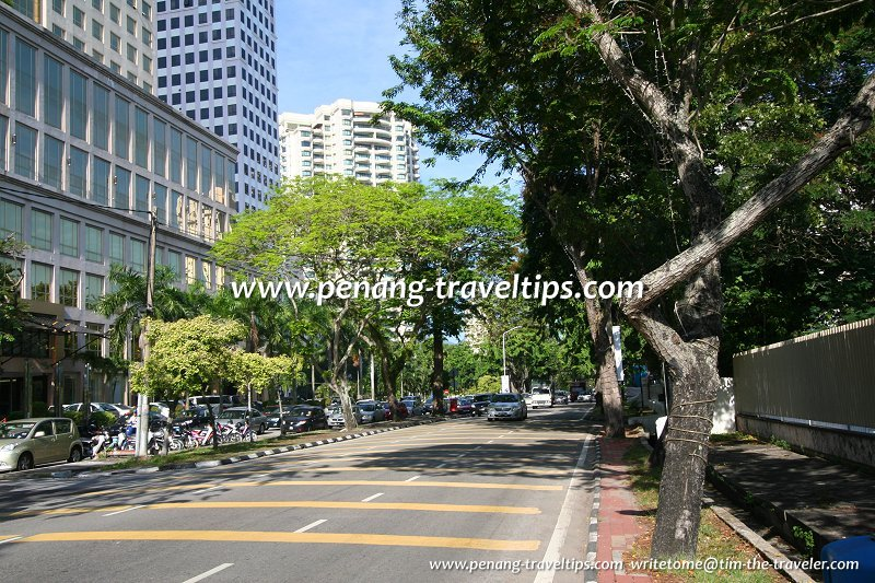 Jalan Sultan Ahmad Shah