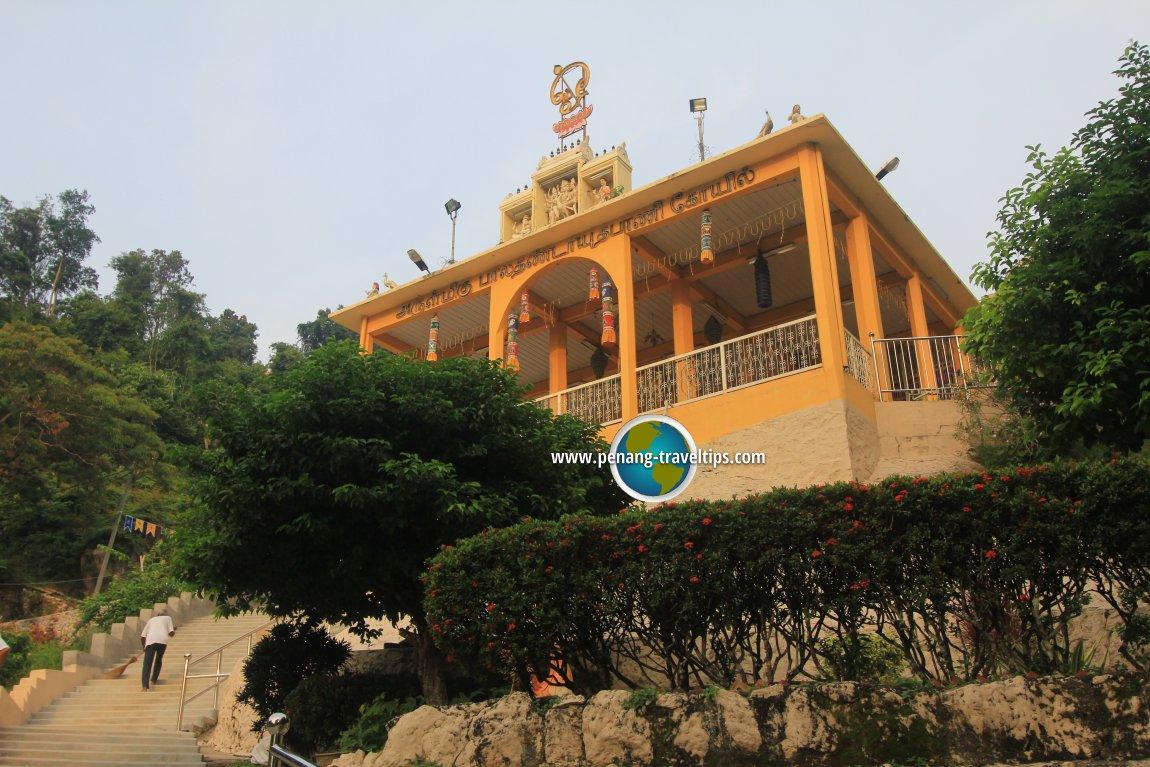 The old Arulmigu Balathandayuthapani Temple