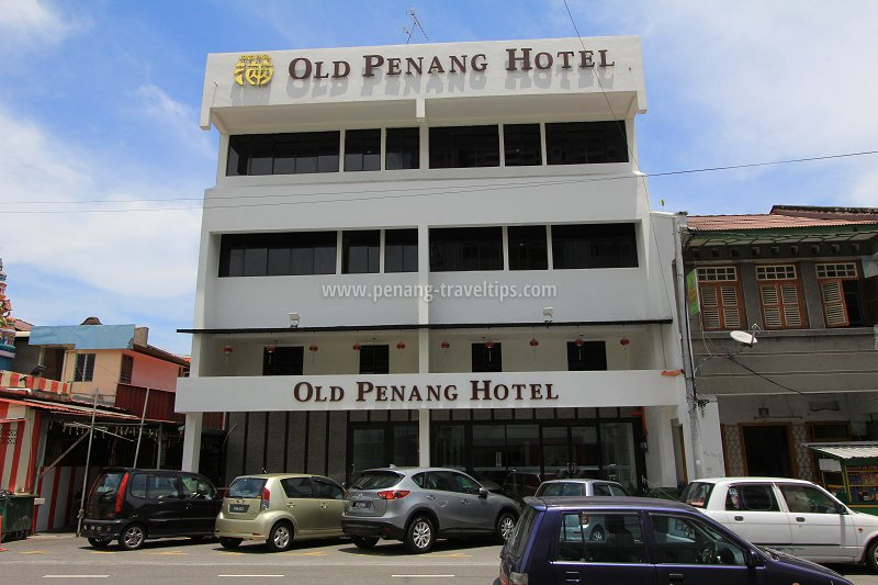 Old Penang Hotel Times Square