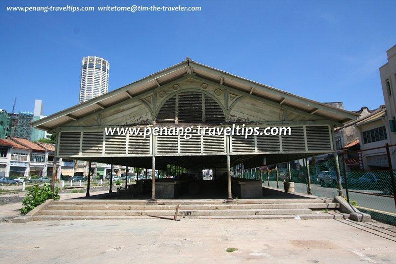 Old Sia Boey Market Building