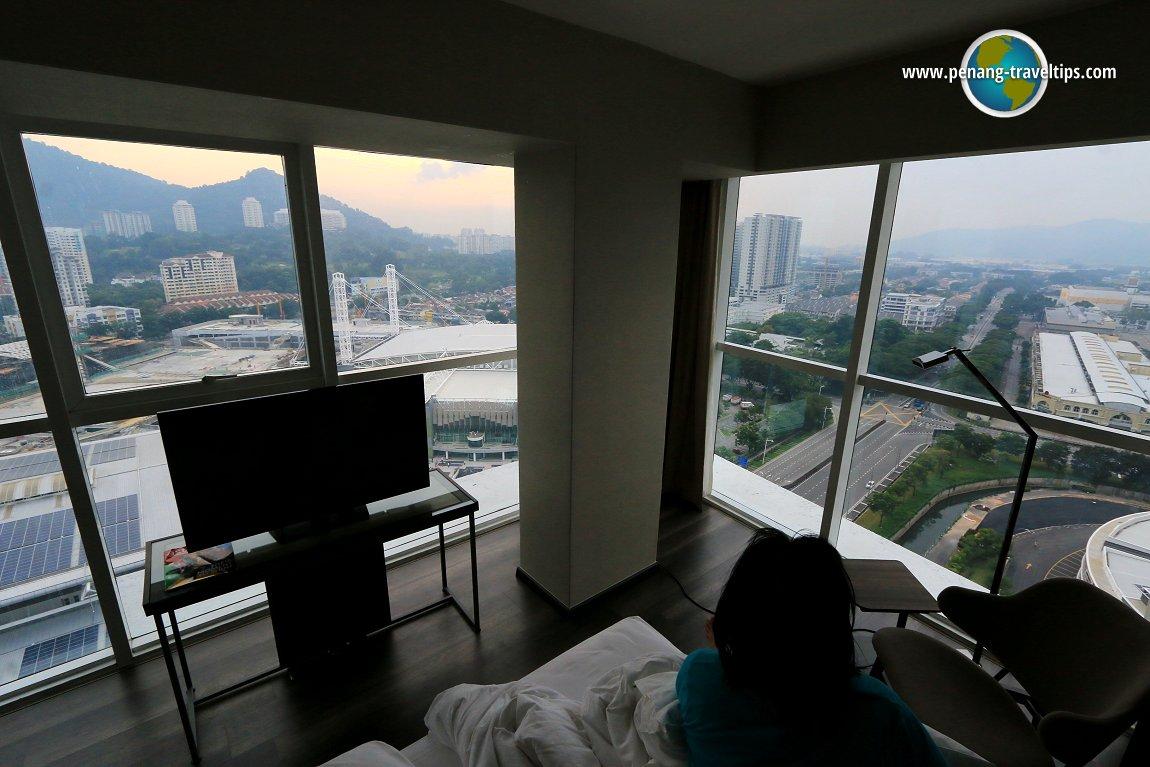 Room at Olive Tree Hotel