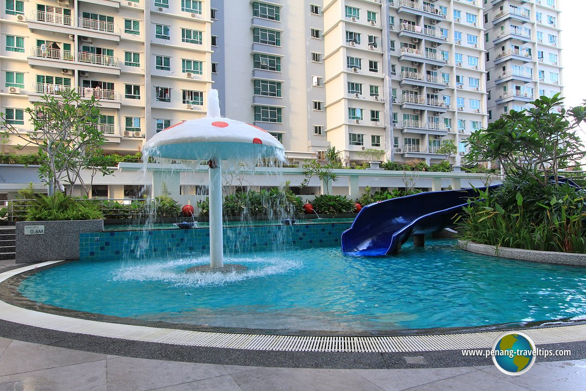One Sky Condominium, Bayan Baru