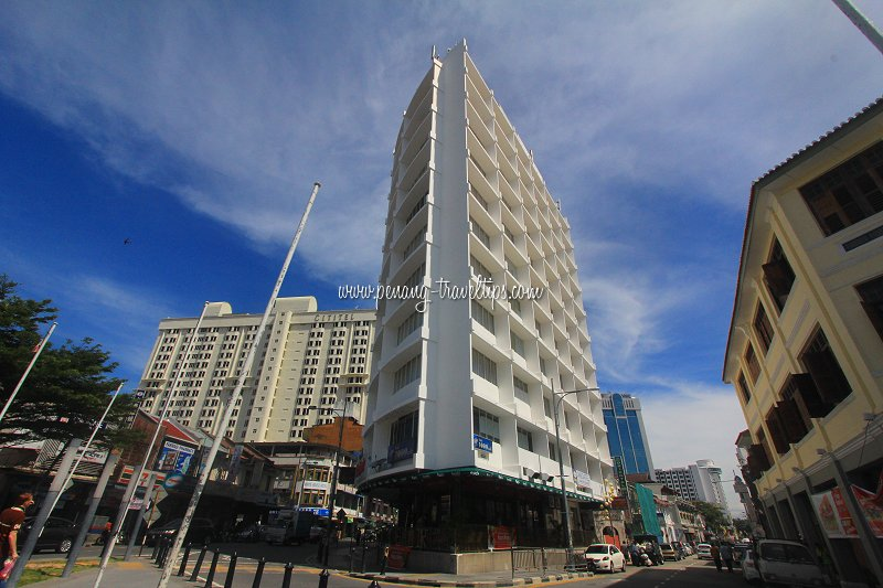 Oriental Hotel, Penang