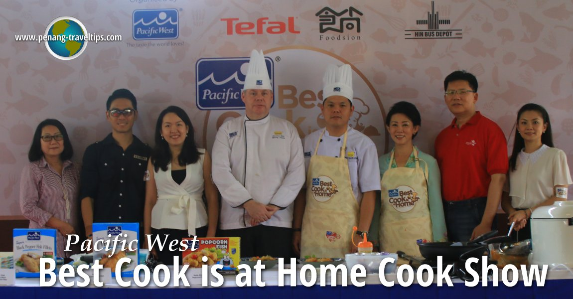 Pacific West's Best Cook is at Home Cook Show