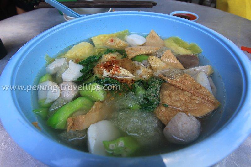Penang Yong Tau Foo 檳城釀豆腐
