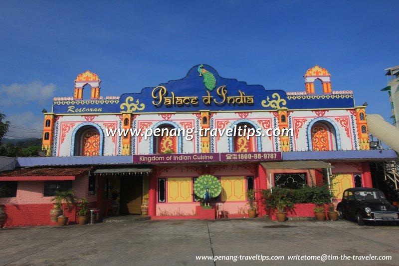 Palace d'India, Tanjong Tokong, Penang