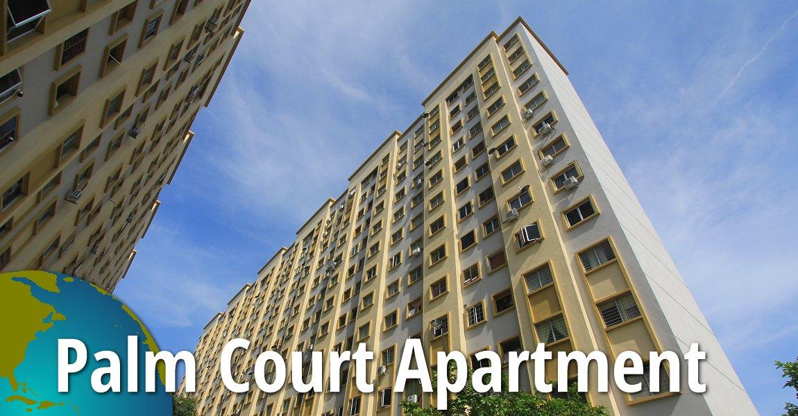 Palm Court Apartment, Tanjong Tokong