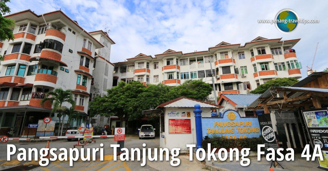 Pangsapuri Tanjung Tokong Fasa 4A