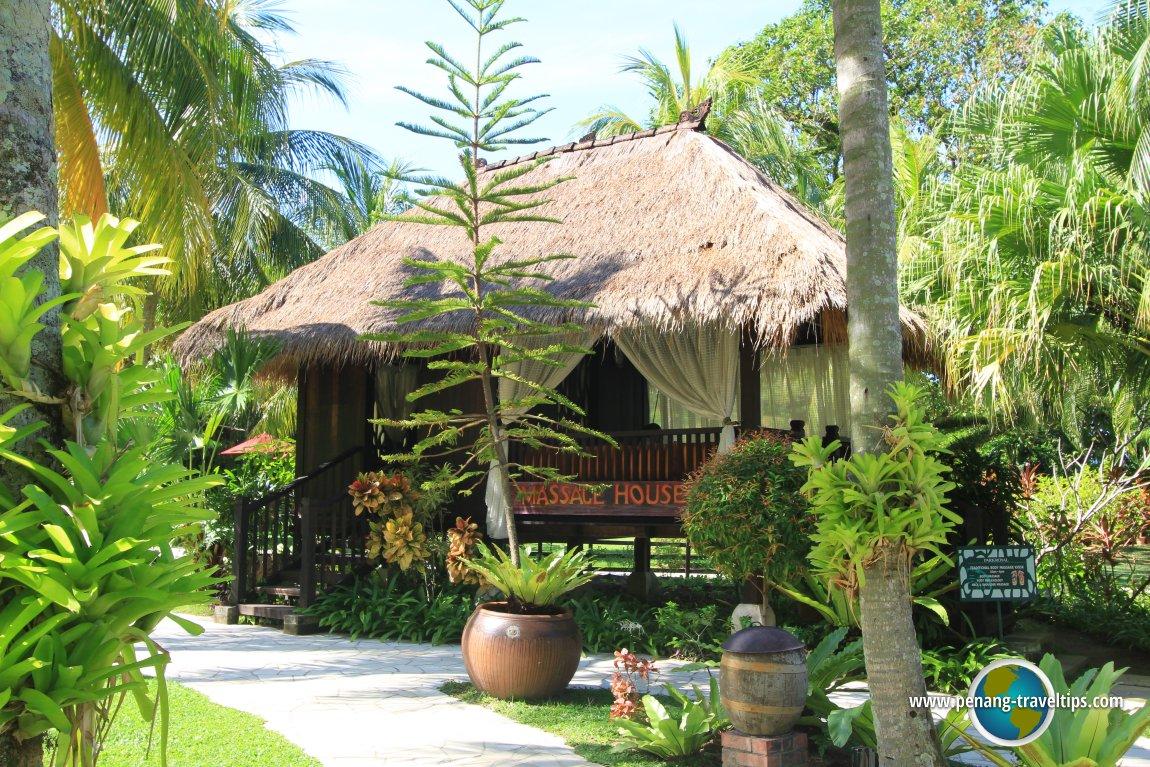 The Massage House at Parkroyal Penang