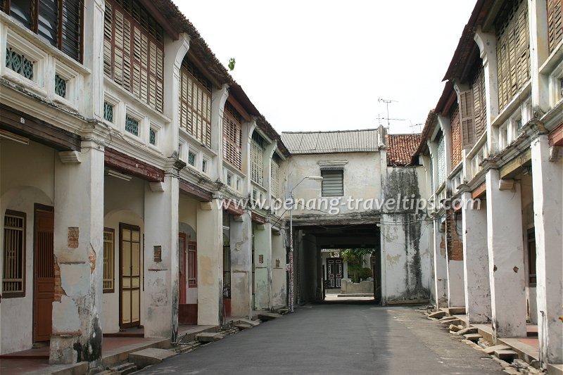 Passage into Khoo Kongsi