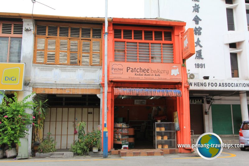 Patchee Bakery, Transfer Road