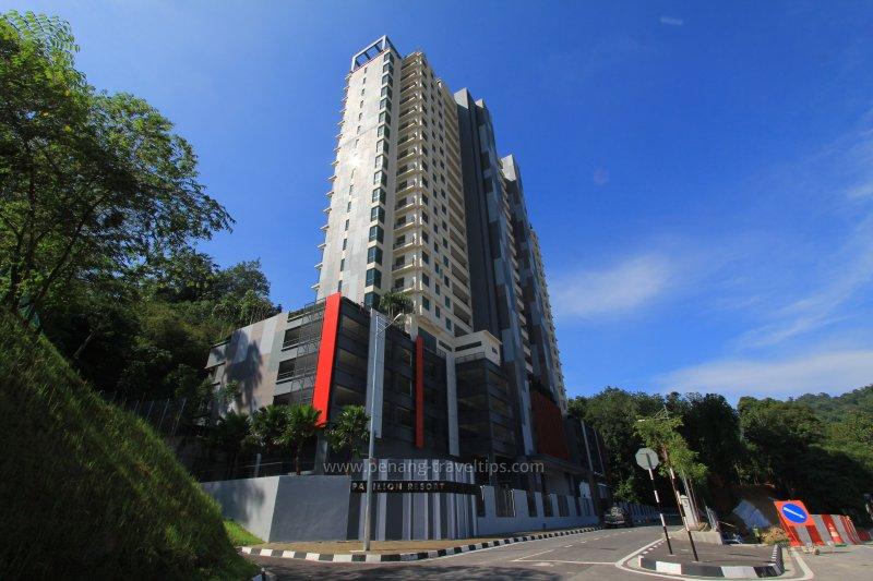Pavilion Resort Condominium in Teluk Kumbar, Penang
