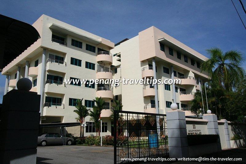 Peirce Palace Apartment