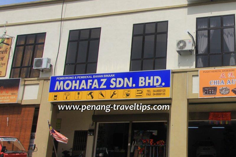 Pembinaan Mohafaz Sdn Bhd, Balik Pulau