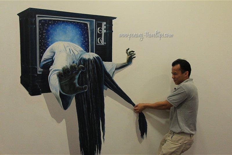 D Exhibition Penang : Penang 3d trick art museum