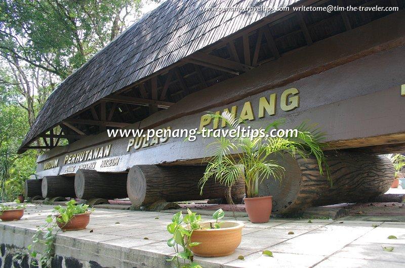 Penang Forestry Museum, Teluk Bahang