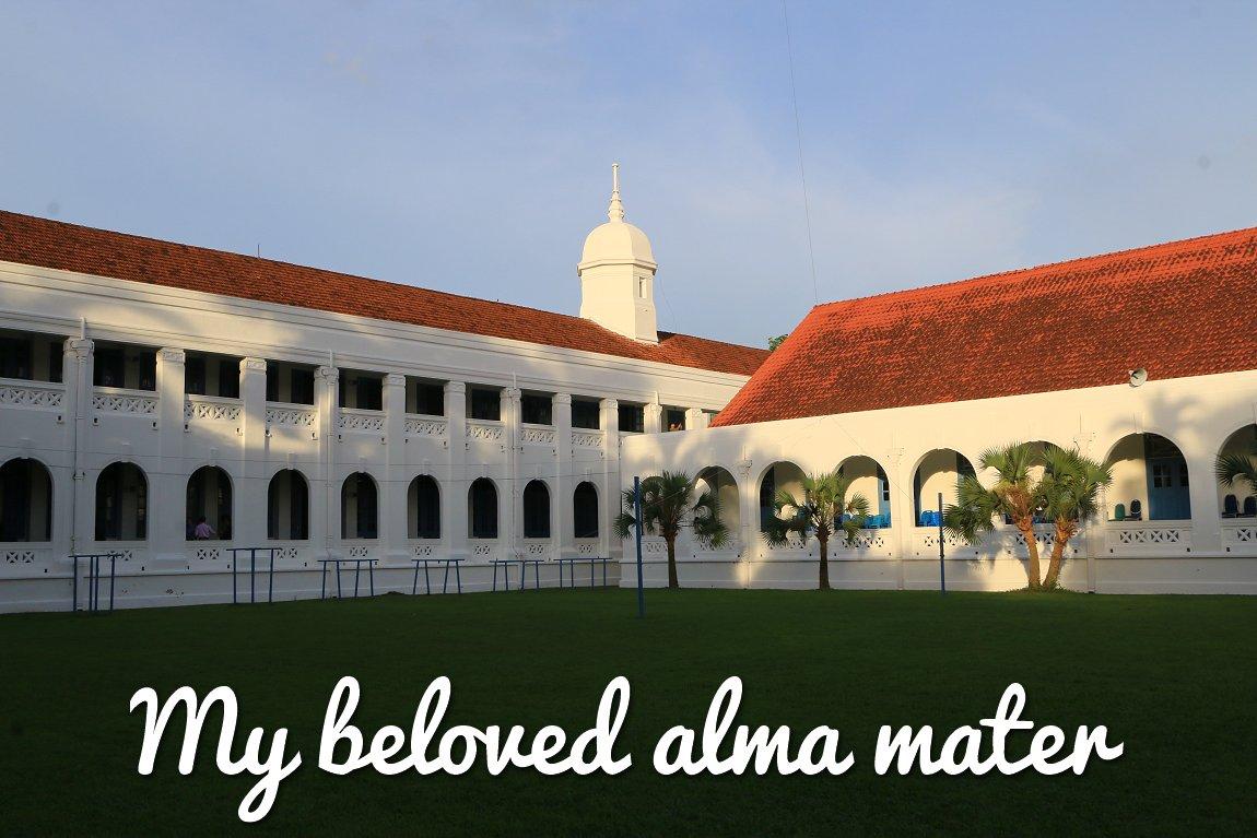 Penang Free School, my beloved alma mater