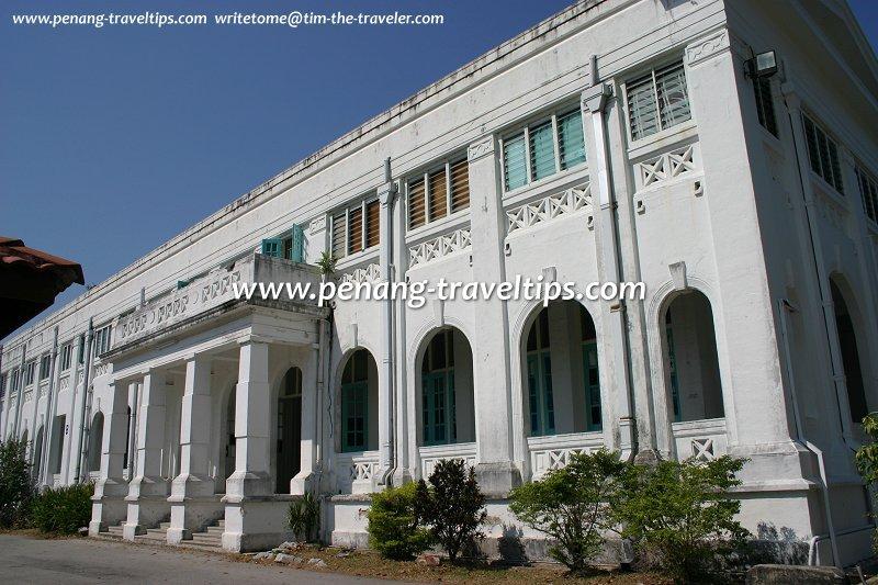 Penang Free School classrooms