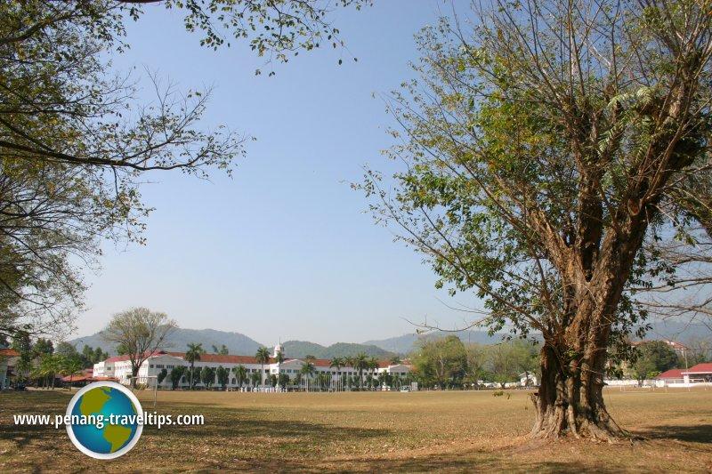 Penang Free School field