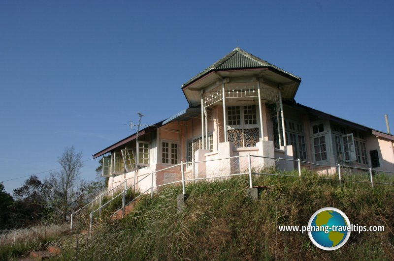 Convalescent Bungalow on Penang Hill