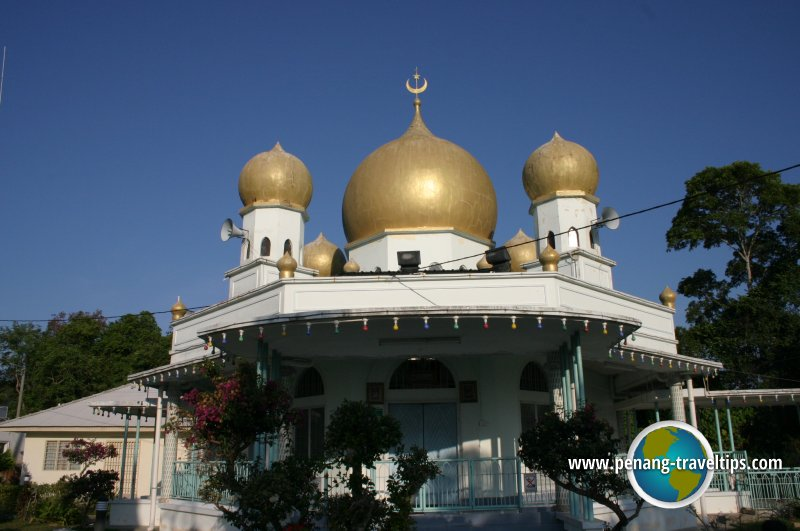 Penang Hill Mosque