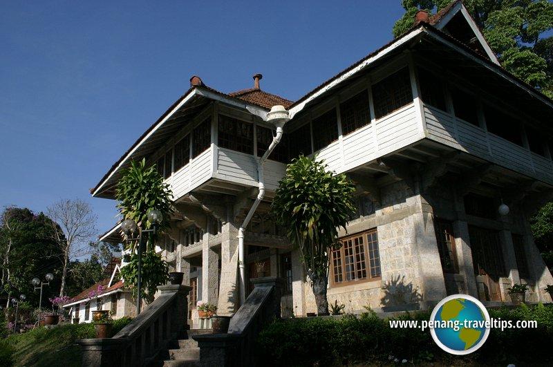 Moy Craig, Penang Hill