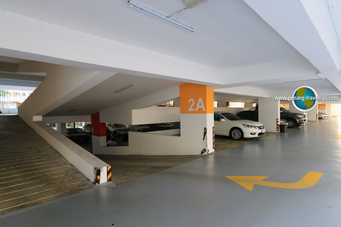 Penang Hill Multi-Storey Car Park