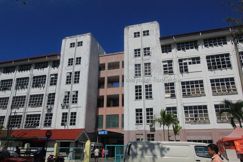 Penang Hospital Block C