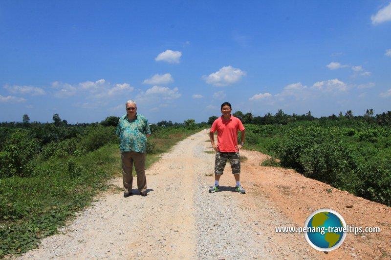 Penang-Kedah border
