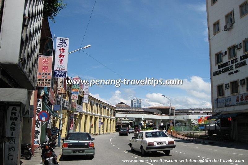 Penang Road 30 November 2008